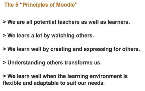 PrinciplesOfMoodle