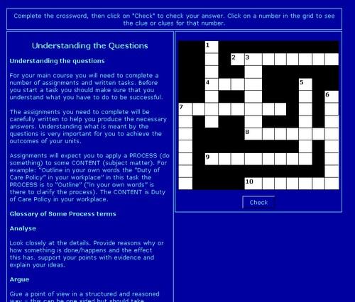 Crosswordeg