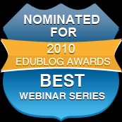 NominatedBestEdWebinarSeries