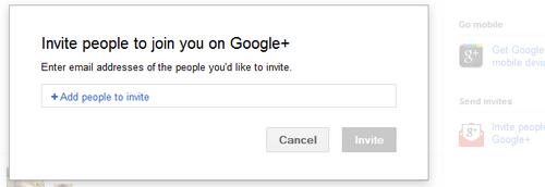 InviteGPlus